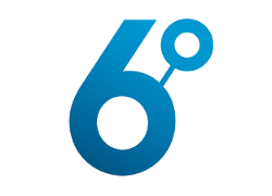 6 degrees Partner Logo